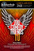 Zou Comedy Friends 10.0