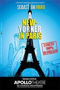 Sebastian Marx - A New-Yorker in Paris