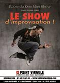Le Show d'Improvisation au Point-Virgule