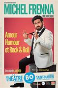 Michel Frenna - Amour, humour et Rock & Roll