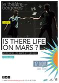 Is there life on Mars ?