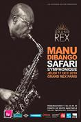 Manu Dibango - Safari symphonique