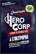 Hero Corp, le grand match d'impro