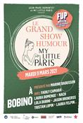 Le grand show humour My little Paris (FUP)